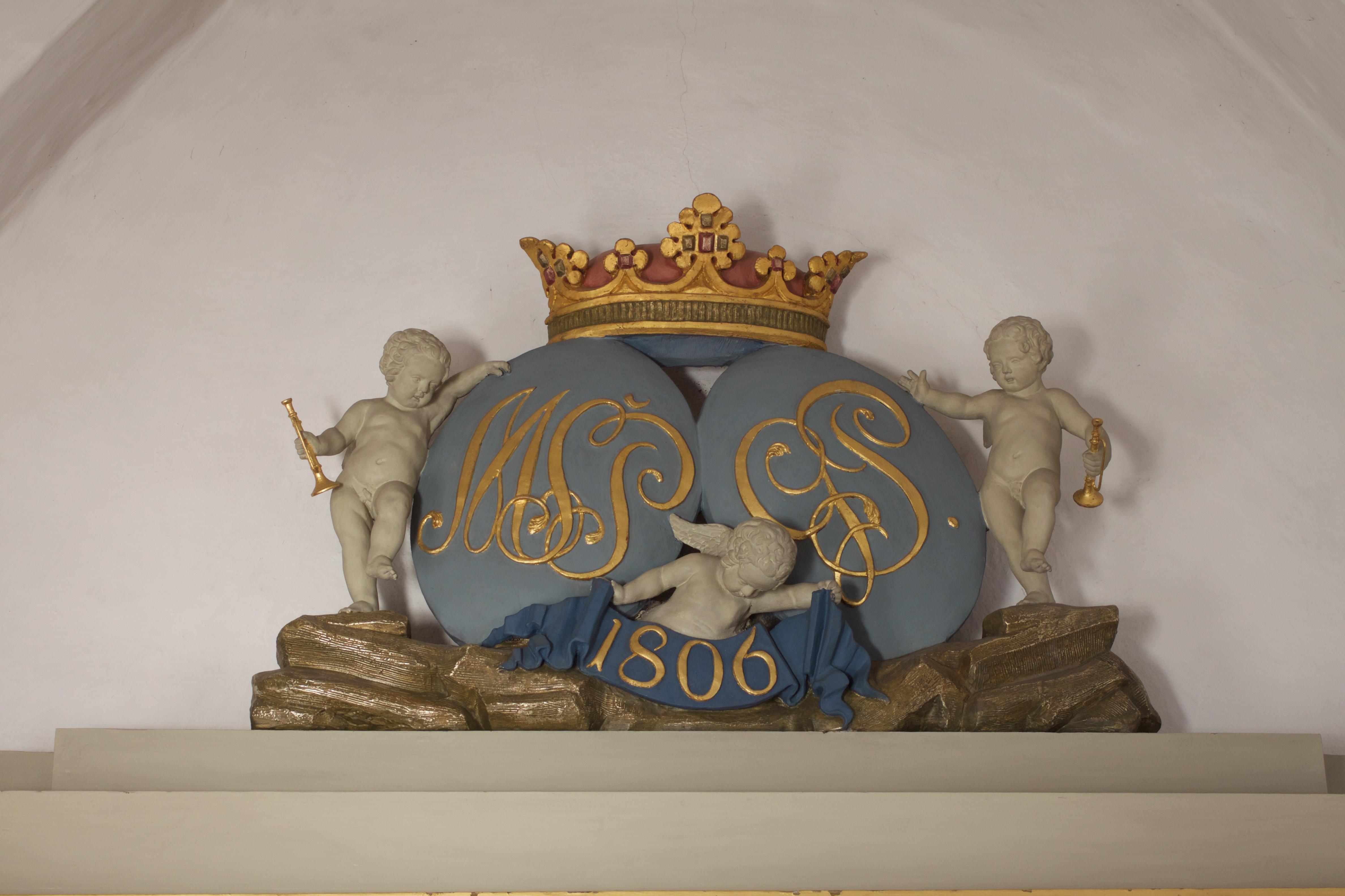 Empirestilen indføres i Gevninge kirke1806.