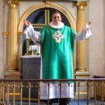 Afslutning på junior konfirmand i Gevninge kirke den 14. oktober